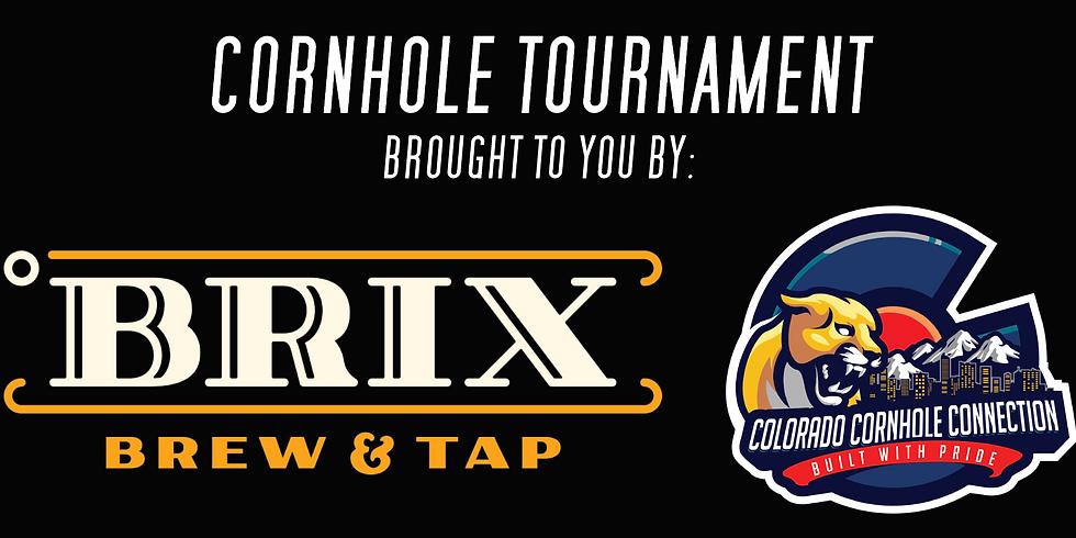 Brix Taphouse Cornhole Tournament