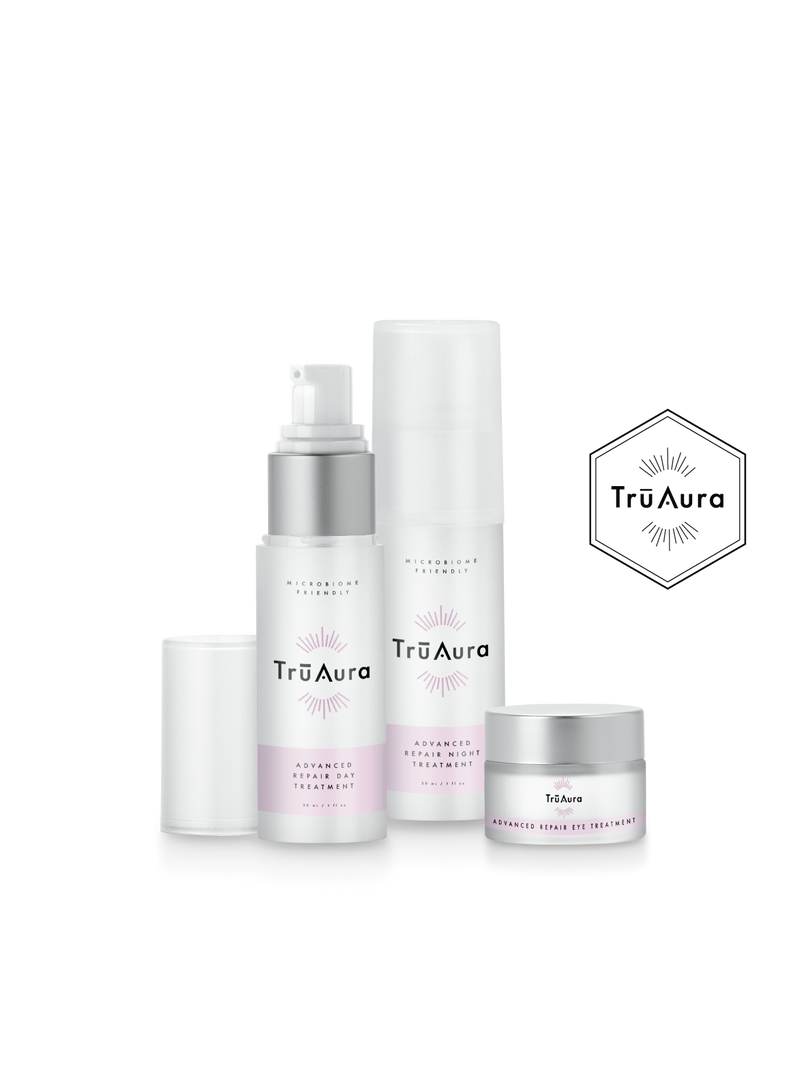 TrūAura Treatment Collection