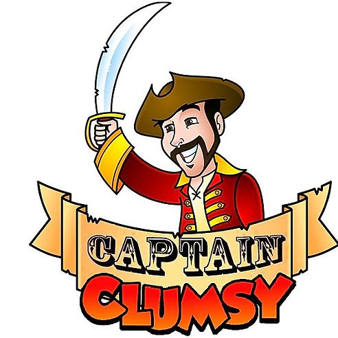 Captain Clumsy www.clumsyentertainment.c