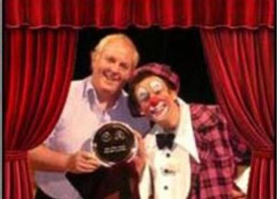 clumsy the clown award winning circus cl