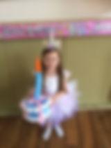 Birthday girl www.clumsyentertainment.com