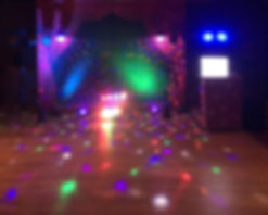 Clumsy Entertainment's christening disco