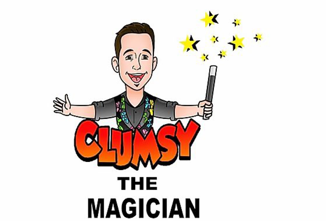 CLUMSY ENTERTAINMENT CHILDREN'S MAGICIAN