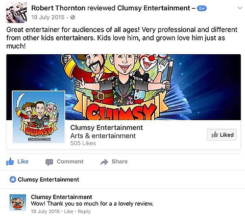 CLUMSY ENTERTAINMENT TESTEMONIAL 11.png