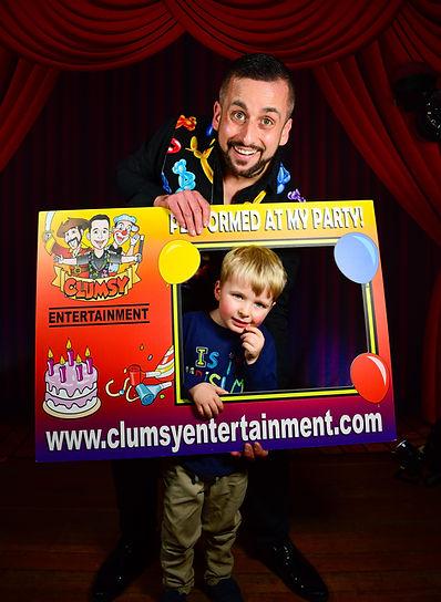 Children's Entertainer Clumsy Entertainment