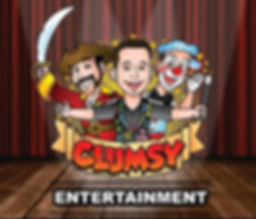 CLUMSY ENTERTAIMENT LOGO