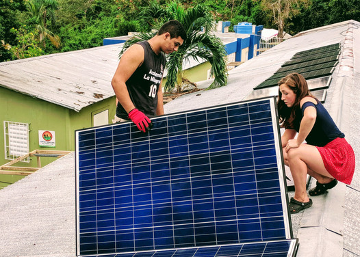 Solar Installs in Other Countries