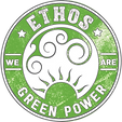 Ethos Green Power Logo
