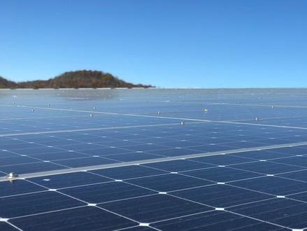 Commercial Solar Install