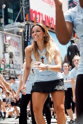 apresentação Times Square