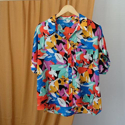 Barevná košile L