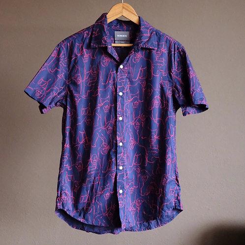 Pánská košile slim fit M
