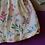 Thumbnail: Šaty s květinami a nadýchanou sukní 9-12m
