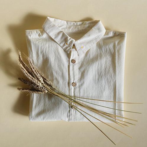 Košile Sea Salt s výšivkami - Monkind