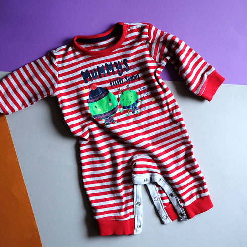 Overal - Little sprout 3-6m