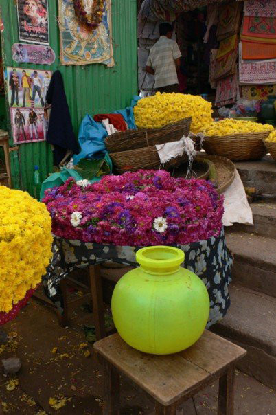 Devarajaras Market, Mysore, India