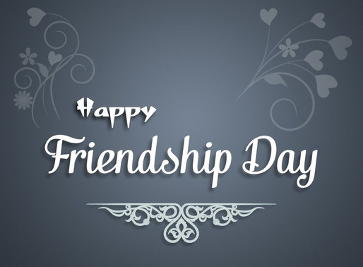 Happy Friendship Day 2020 Quotes, wishes images and messages to make this day special