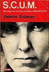 Valerie Solanas, Scum manifesto PT.jpg