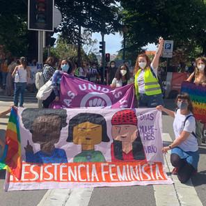 Orgulho na minha rua – A Coletiva participa da 16ª Marcha do Orgulho do Porto