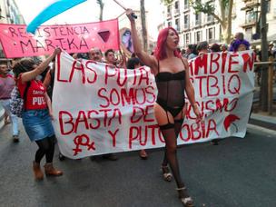 Xs trabalhadorxs sexuais estão sob ataque