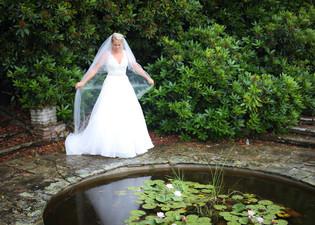 Bride at Kennington Hall