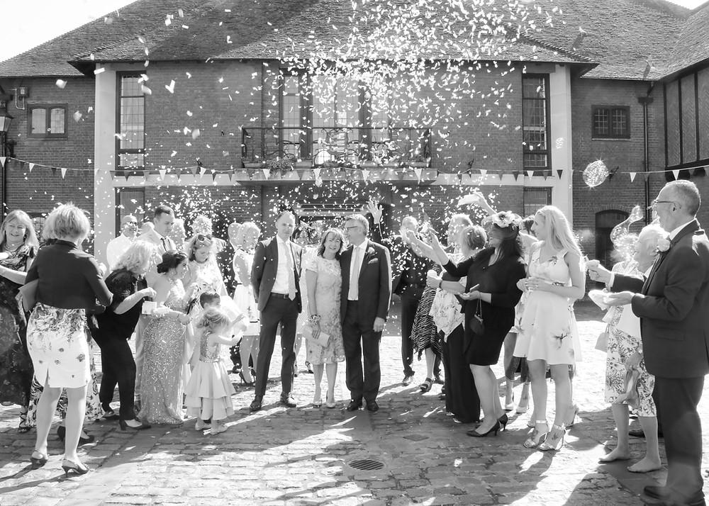 Sandwich wedding photograher
