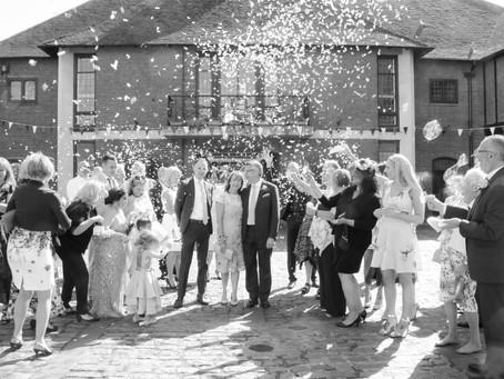 Kent Wedding Photographer - Guildhall-Sandwich