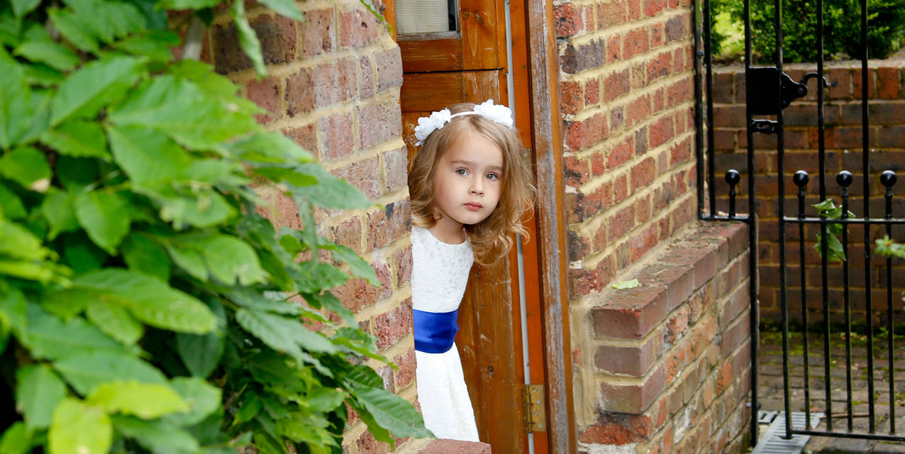 Professional wedding and portrait photographer based in Wye, Ashford