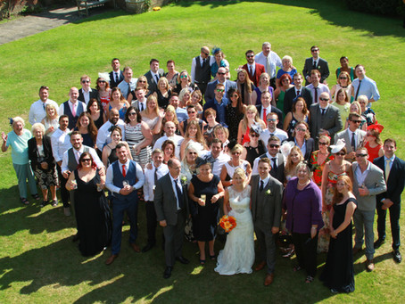 The Warren Wedding Photographer | Gemma and Rob's Wedding