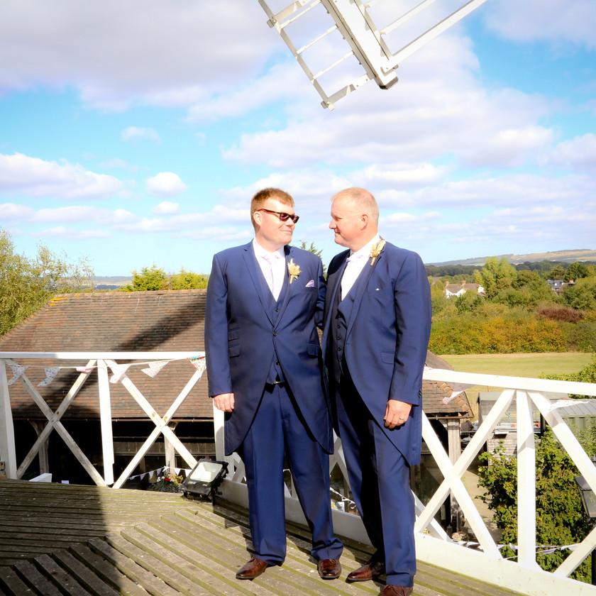 Willesborough Windmill Wedding photographer