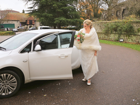 Kat & Steves Wedding - Archbishope's Palace, Maidstone, Kent