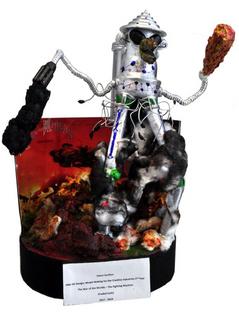 Martian fighting Machine (Model)