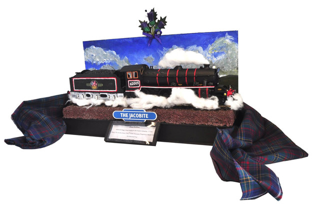 Jacobite Steam Train (Model)