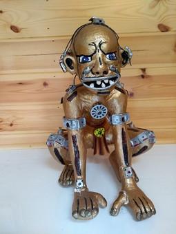 Grolin (Sculpture)