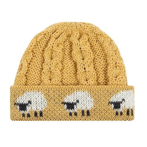 Sheep Hat, 100% British Wool