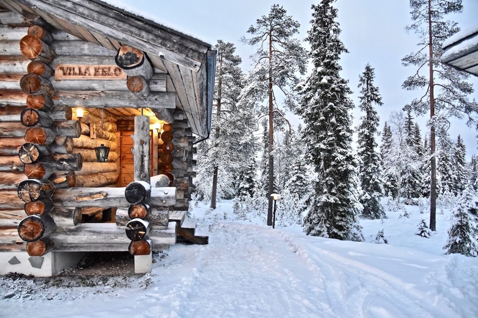 Villa Kelo Cottage Luxe Lapland