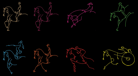 Discipline illustrations