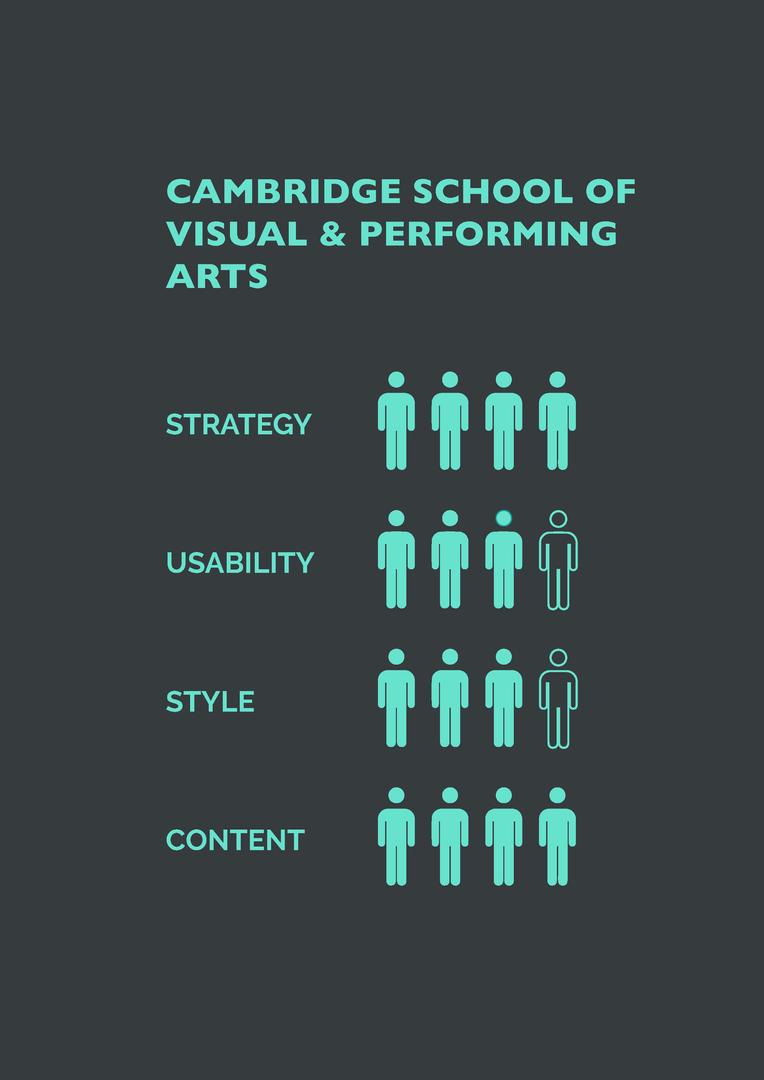 University Infographic analysis 2