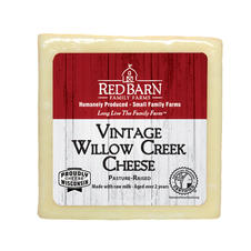 Vintage Willow Creek Cheese