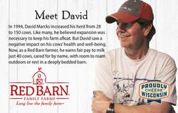 Meet David Postcard