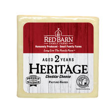2 Year Aged Heritage White Cheddar Cheese