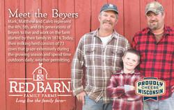 Meet the Beyers Postcard