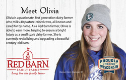 Meet Olivia Postcard