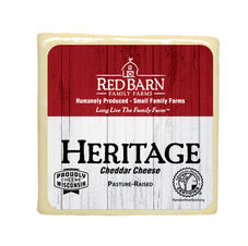 Heritage White Cheddar Cheese