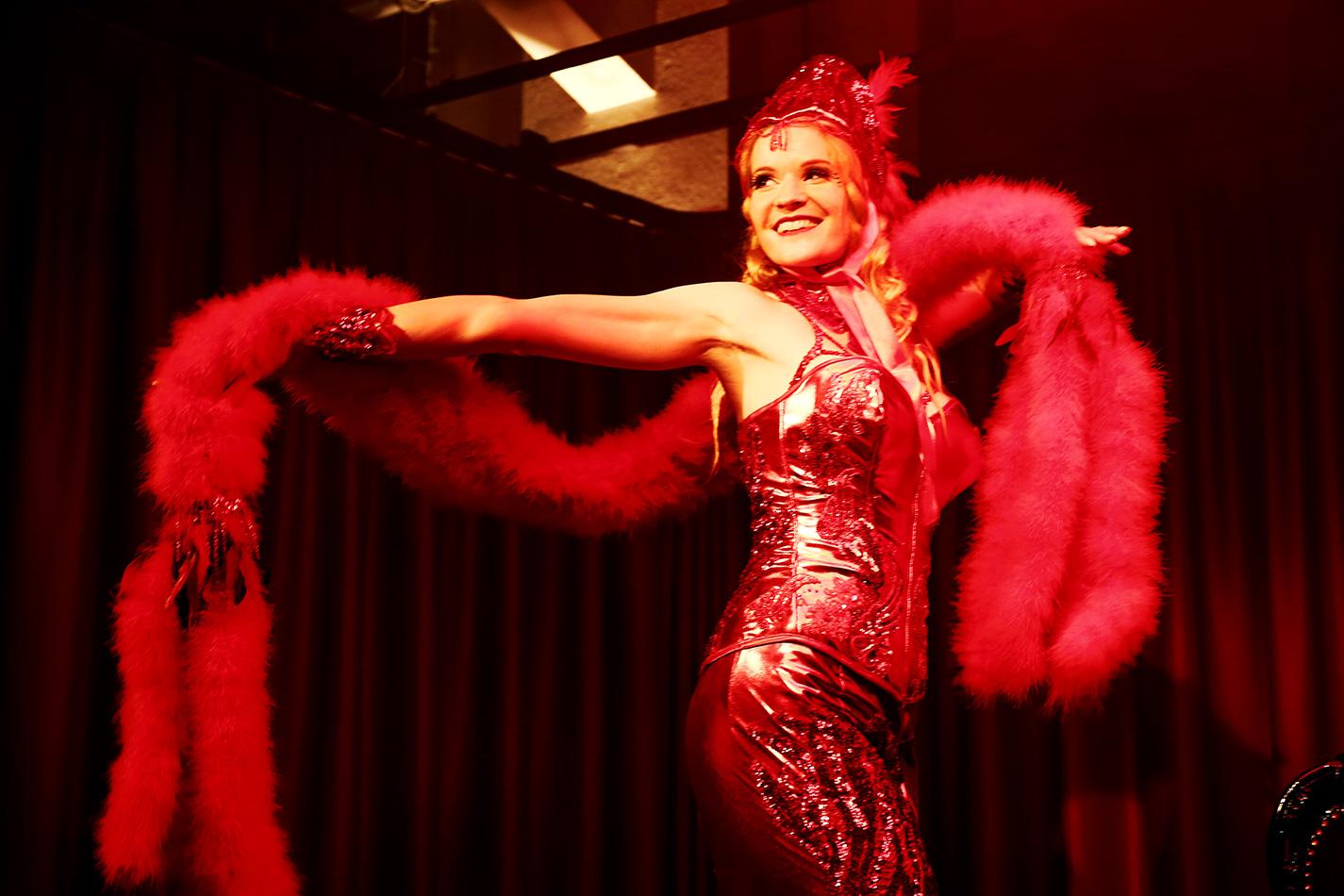 Red Carpet Burlesque Show