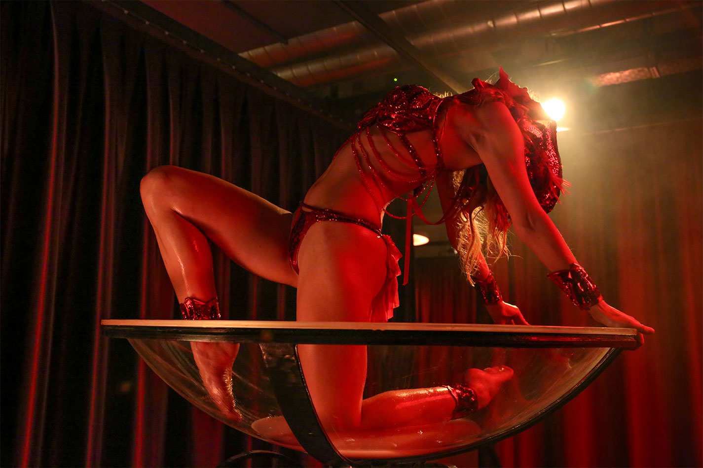 Red Carpet Show by Leony la Roc