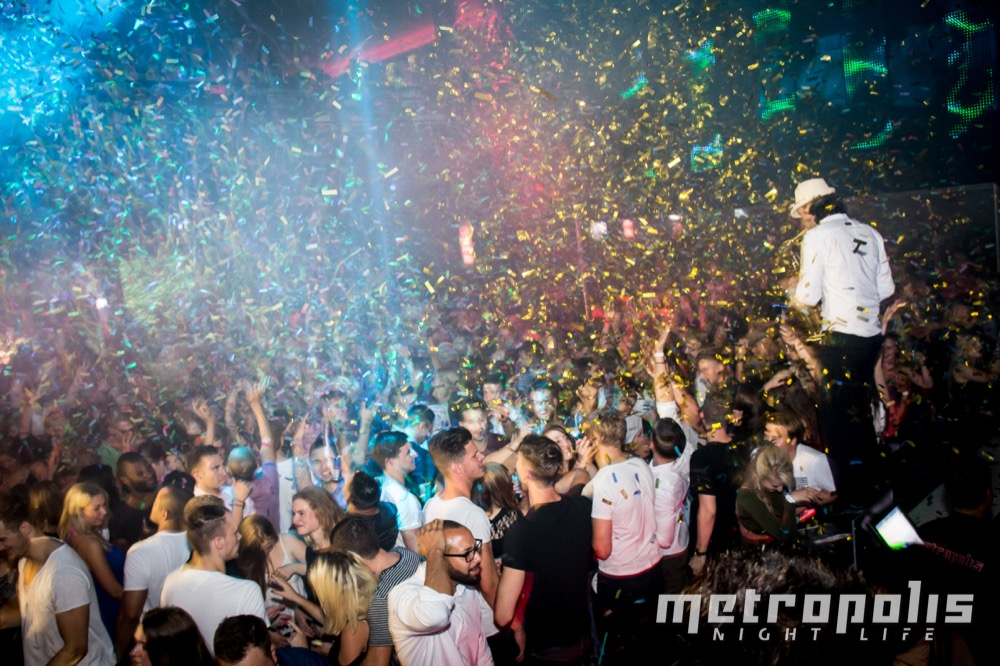4 Jahre Metropolis Party