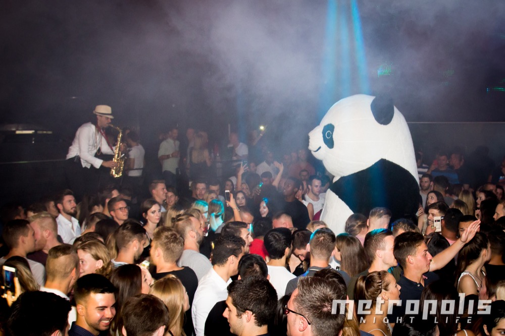 4 Jahre Metroplos Party Trier