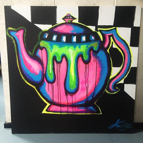 'Tea Party' Original