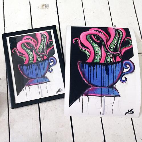 'Afternoon Tea' Prints